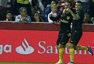 西甲-格子连续三场破门 马竞客场1-0格拉纳达