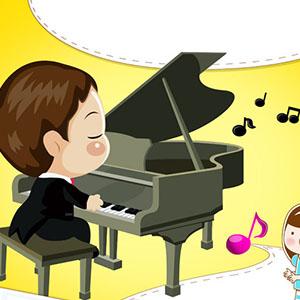 钢琴演奏的触键与音色