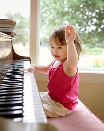 我家孩子适不适合学习钢琴呢
