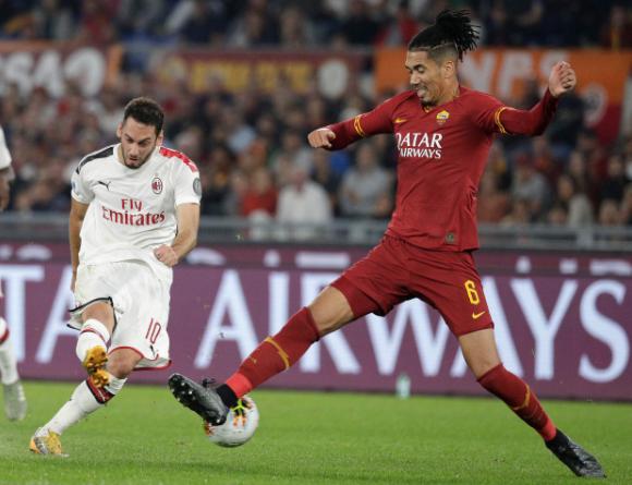 米兰体育报:阿森纳、热刺等球队关注斯莫林,曼联估价2500万镑