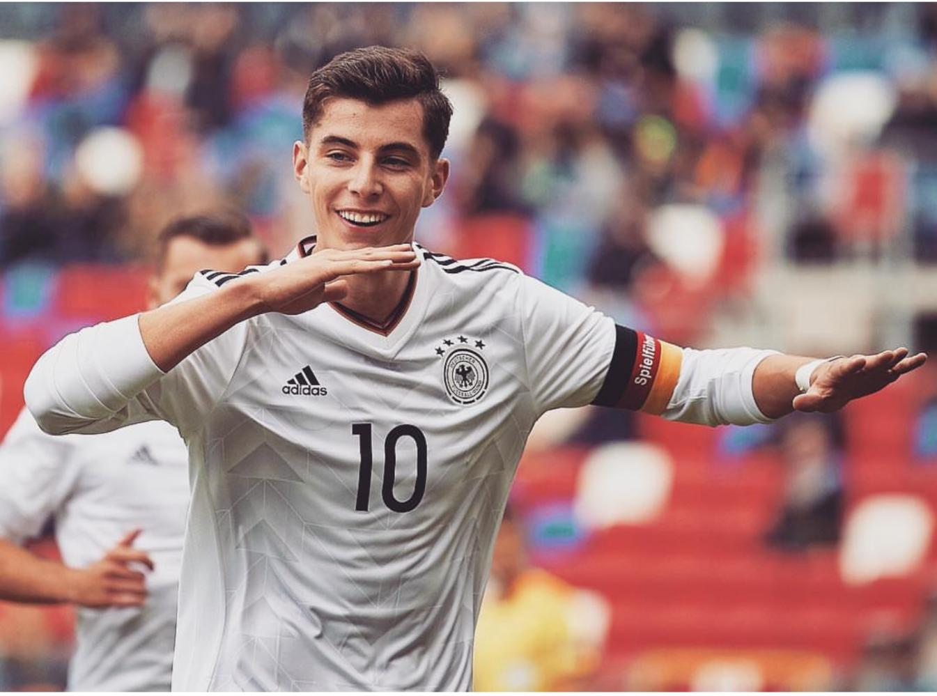 拜仁向哈弗茨开出5年合同,年薪800万欧元