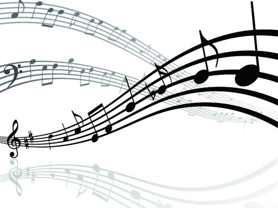 学钢琴是五线谱