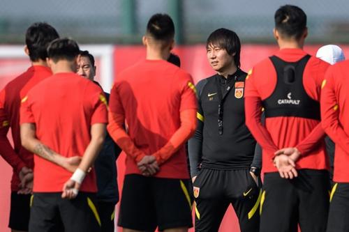 北青:受疫情及40强赛等因素影响 国足集训不会对外开放